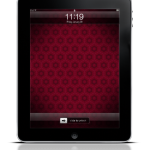 Patterned iPad Wallpapers available