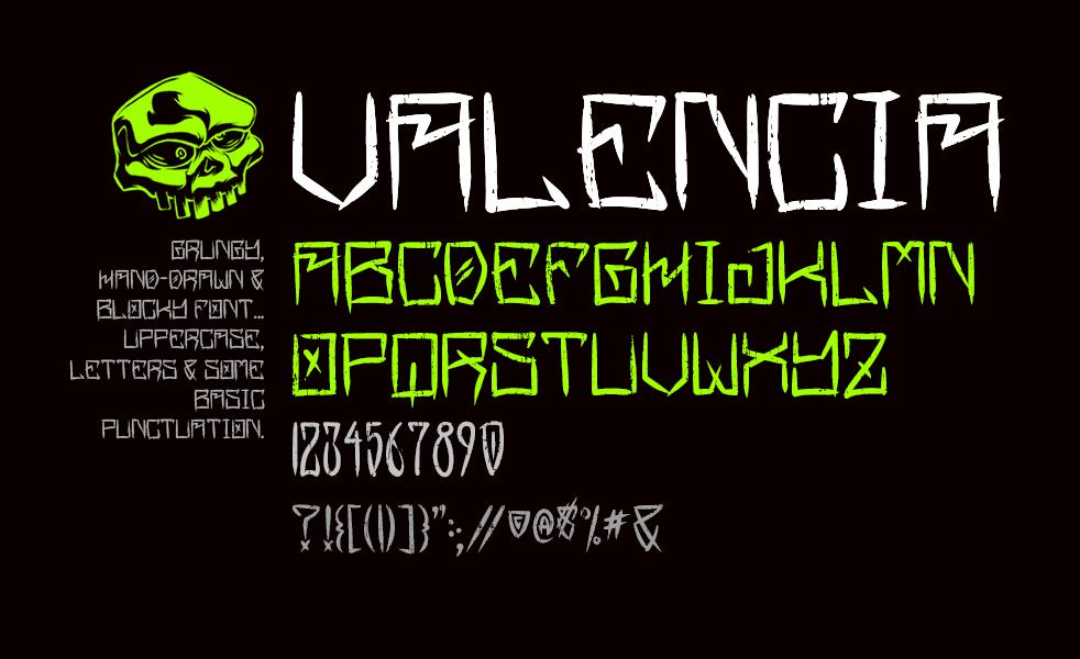 Valencia-font