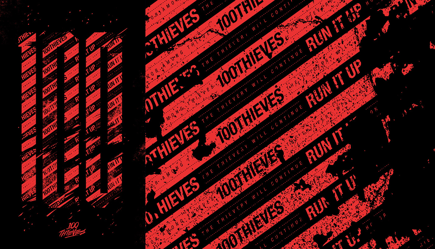 100 Thieves Wallpapers