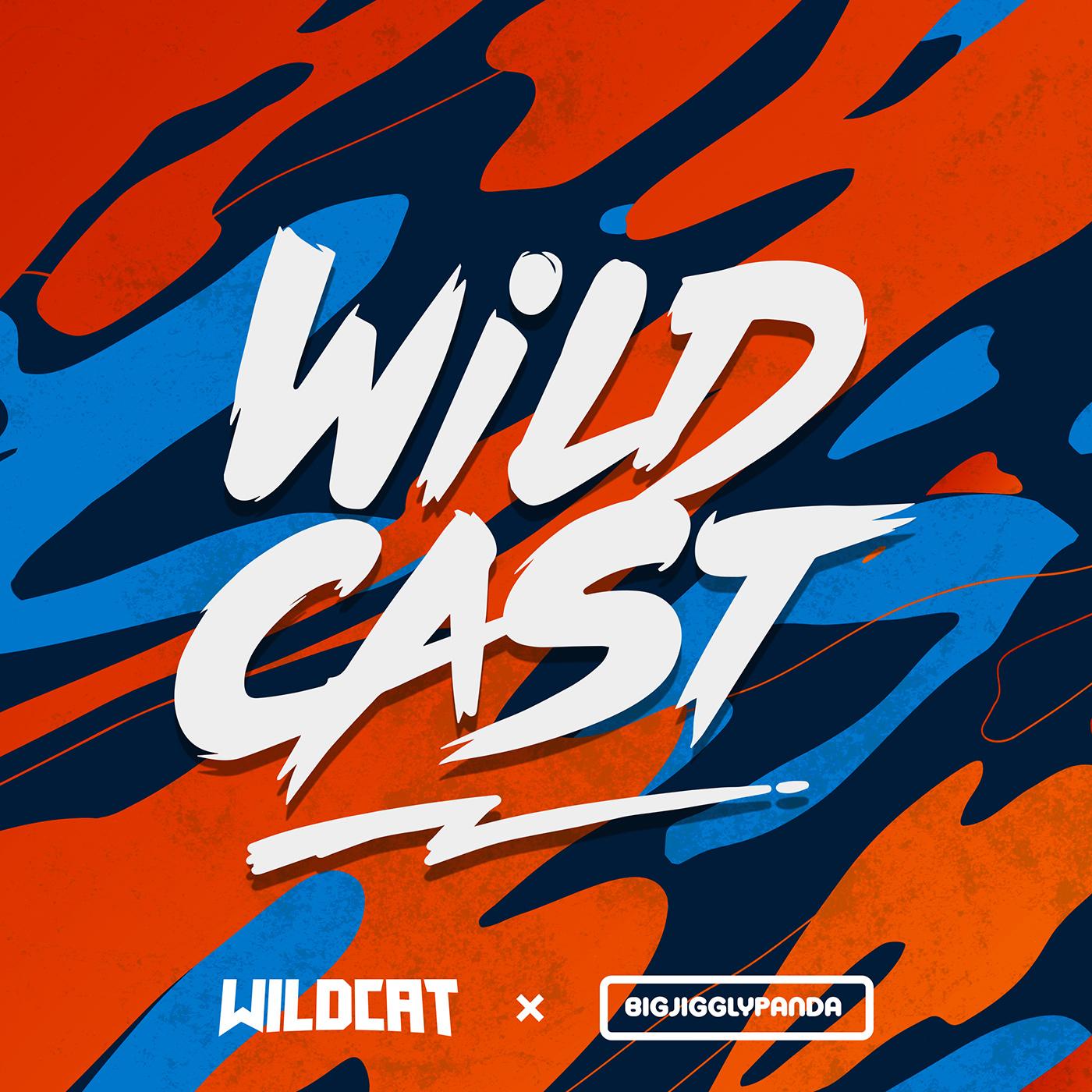 Wildcast Logo & Branding