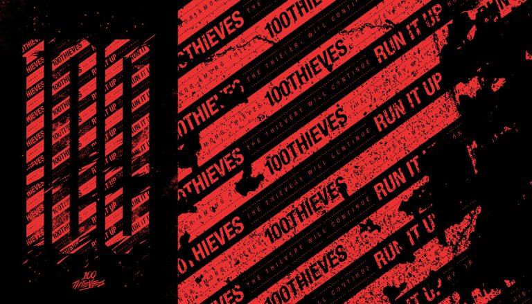 100 Thieves Mobile Wallpapers - Evan Eckard