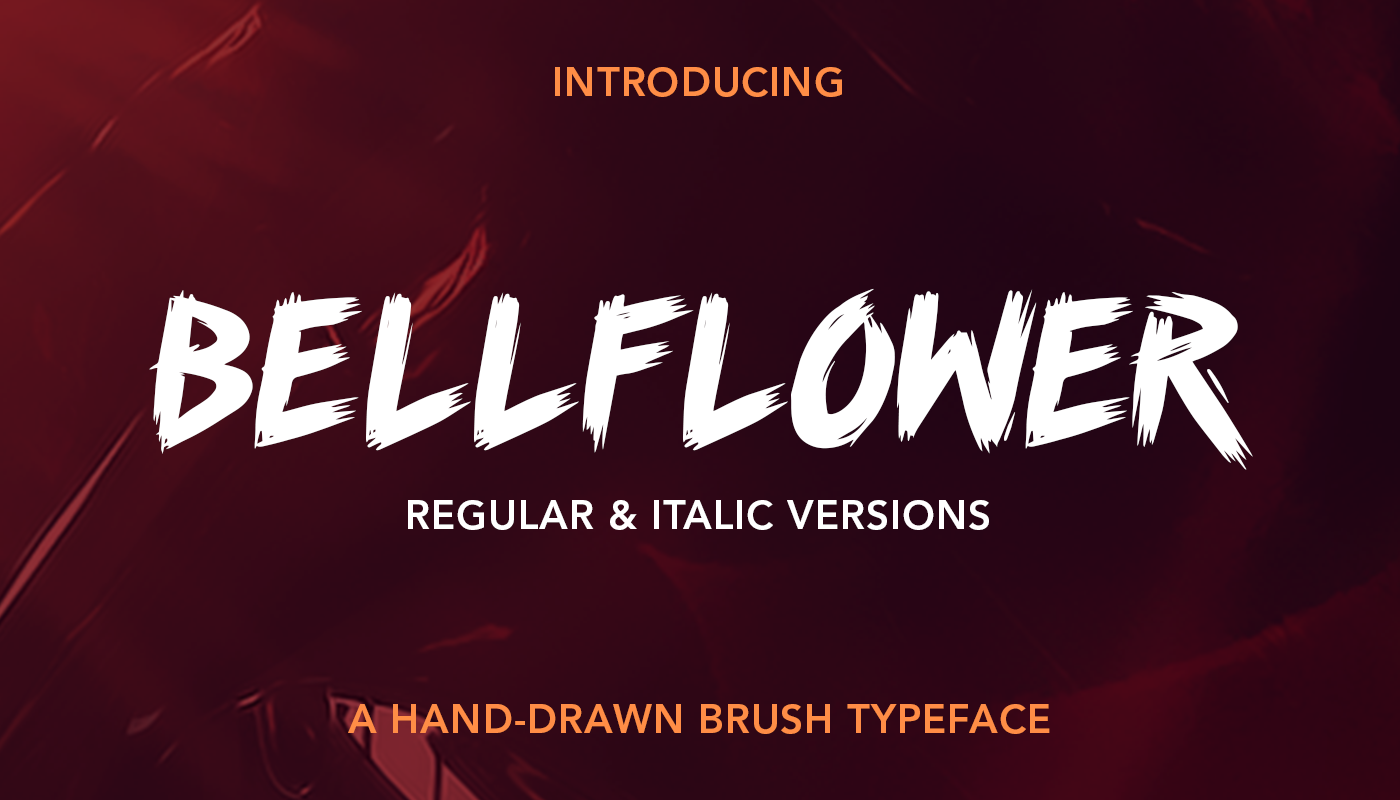Bellflower Font