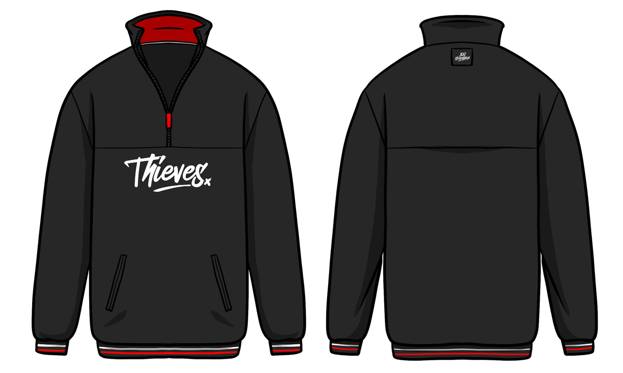 100 Thieves Clothing Exploration